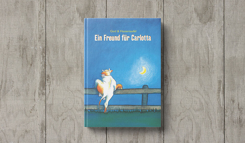 Kinderbuch Illustration Carlotta