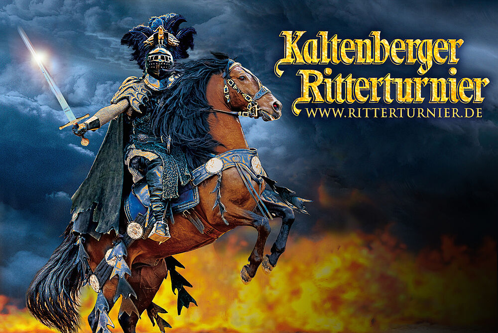Kaltenberger Ritterturnier Artwork